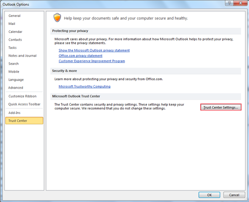 how to add signature in microsoft outlook 2010