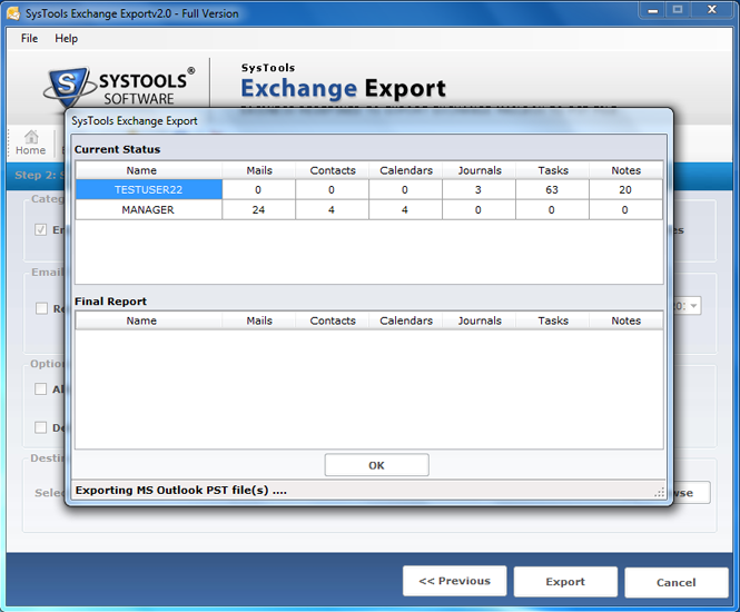 Export Exchange Mailbox Tool - Export Mailbox to PST Quickly